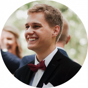 Dziugas Butkus | Co-founder CTO SmartDeFi