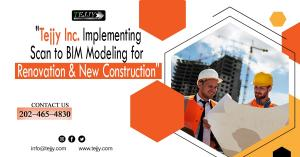 Laser Scan to BIM Services for Renovation and New Construction