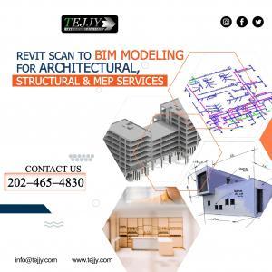 Revit Scan to BIM Services