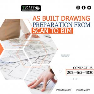 As Built Drawings from Scan to BIM Model