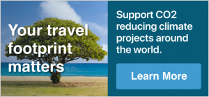 Your travel footprint matters