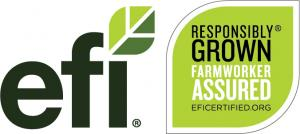 Equitable Food Initiative logo and label