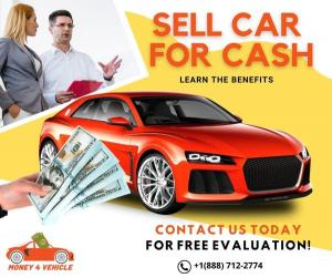 Sell Car for Cash & Get  upto $5000