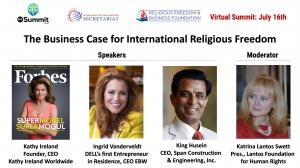 Business Case for Religious Freedom