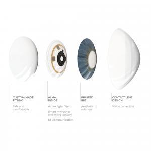 Azalea Vision smart contact lens