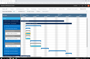 Visual Jobs Scheduler for Microsoft Dynamics 365 Business Central
