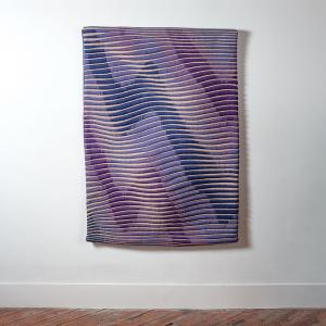 Lia Cook, Spatial Ikat III-2, 1976 Photo by Tom Grotta courtesy of browngrotta arts
