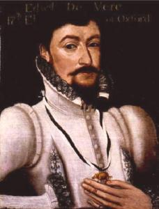 Edward de Vere, 17th Earl of Oxford (1550-1604), attributed to Marcus Gheeraerts the Younger
