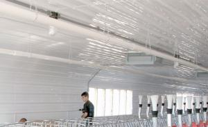 Ag-Tuf® Panels Utilized at an Assembly Plant