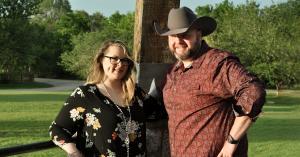 Jameson Ellis and wife Donna Ellis