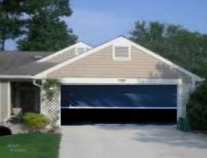 retractable screen garage door
