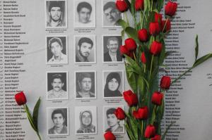 """19 July, 2021 - In the summer of 1988, """"death commissions"""" throughout Iran systematically interrogated, condemned, and executed 30,000 political prisoners as part of an effort to stamp out organized opposition to the fledgling theocratic dictatorship."""