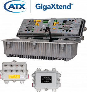 ATX's GigaXtend Taps, Passives and Amplifiers