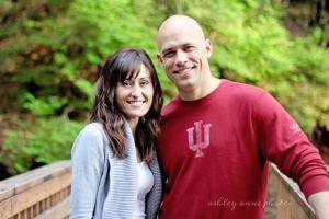 Libby and Jamie Jenks