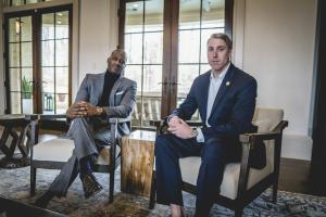 HPG Founders, Chris Rich and Patrick Kane