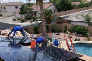 PGT Solar Installation