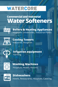 Watercore : hard water treatment for industrial and commercial environments
