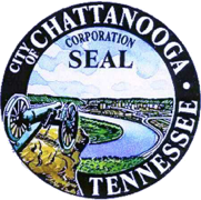 City of Chattanooga, Tennessee Seal