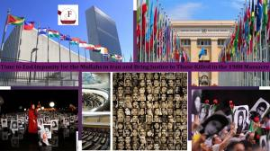 """July 27, 2021 - The UN experts expressed: """"We are concerned that the situation may amount to crimes against humanity."""" They stated that if Iran continues """"to refuse to uphold its obligations""""."""