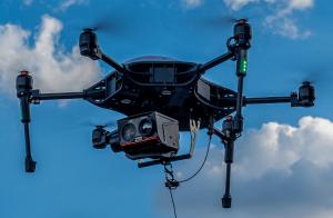 Easy Aerial First Responder Platform