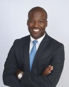 This is a photo of author and financial planner Edward R. Williams.
