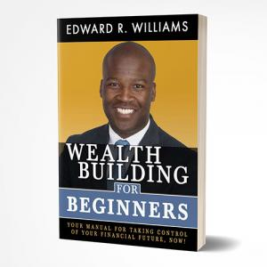 This is a photo of Wealth Building for Beginners book cover.