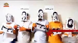 July 30, 2021 - Shiraz – Activities of Resistance Units and MEK supporters in commemoration of the victims of the 1988 massacre – July 29, 2021