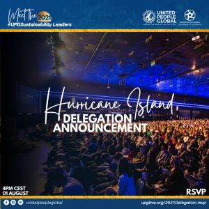Announcement 2021 - Hurricane Island