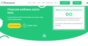 finasana website