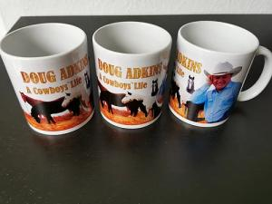 A Cowboys' Life Coffee Cup