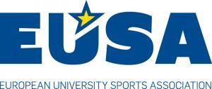 Logo of the European University Sports Association (EUSA)