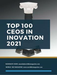 World Biz Magazine - Top 100 Innovation CEOs