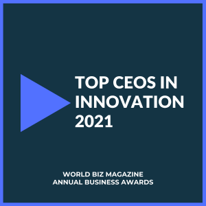 World Biz Magazine - Top 100 Innovation CEOs Logo