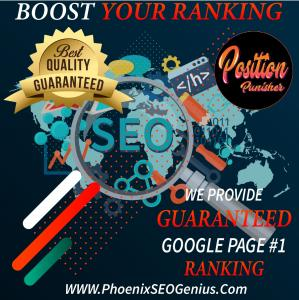 Top-Rated SEO Company in Phoenix