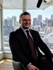 Vlad Lounegov, CEO of Mbanq