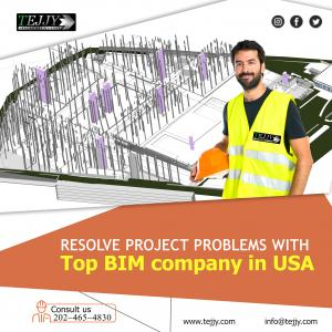 Solve project challenges with BIM companies