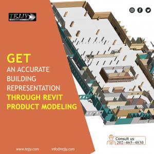 Accurate building analysis with Revit product modeling
