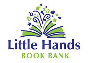 Little Hands Book Bank Logo