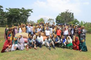 AgUnity connects Ethiopian coffee farmers to a reward token through AgriUT Foundation