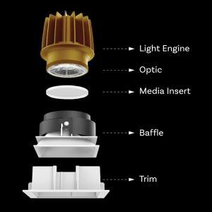 REVI LE1 3-inch low voltage fixture
