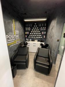 Barber London Whitecross Street - Cristian