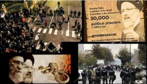 September 17, 2021 - (NCRI) and (PMOI / MEK Iran): Raisi must face justice in an international tribunal. Ebrahim Raisi is responsible for the torture and murderous execution of as many as 30,000 political prisoners in 1988 and many thousands.