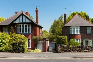 Typical English houses, UK