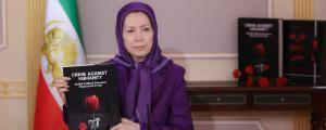 September 21, 2021 - Mrs. Rajavi underscored: Neither the squad of cannibals, nor the escalation of repression and incitement to war, nor the mad dash to develop a nuclear weapon will save this regime and prevent its overthrow.
