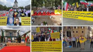 September 21, 2021 - simultaneous with Ebrahim Raisi's speech at the 76th UN General Assembly, a conference was held in Stockholm, Sweden, attended by a large number of witnesses and survivors, as well as the relatives of the martyrs of the 1988 massacre