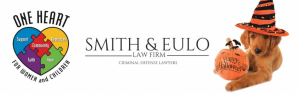 Smith & Eulo partners with One Heart Orlando to host Children's Halloween Event