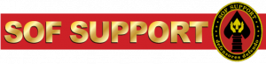 The official logo of the SOF Support Foundation.