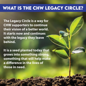 What is the CHW Legacy Circle