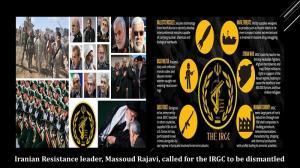 September 24, 2021 - The Revolutionary Guards (IRGC) Should Be Disbanded.