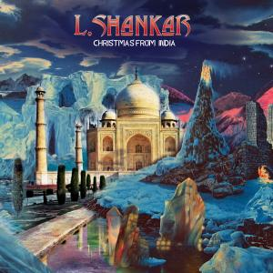 L. Shankar - Christmas From India Cover